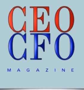 CEOCFO Magazine logo