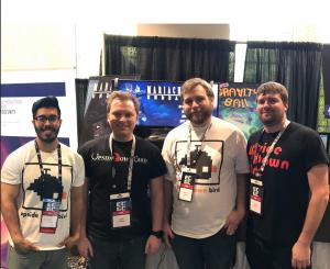 David Dempsey: Developer and Game Designer Ben Hamrick: Developer and Game Designer Louis Cabanillas: Artist and Game Designer Mike Murray: Level Designer and Game Designer