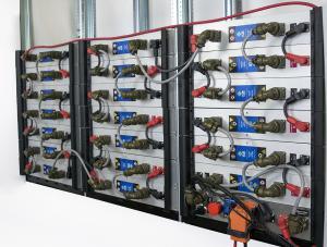 UEC 2U Battery Rack System
