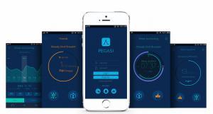 PEGASI Light Therapy Smart Glasses Mobile App
