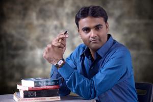 Kaushlendra Sharma Author with First Step Publishing