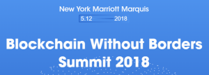 Blockchain Without Borders Summit 2018