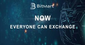 BitMart - Now Everyone Can Exchange