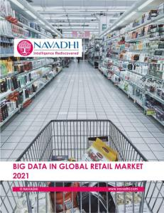 Big Data in Global Retail Market 2021