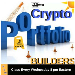 Crypto Portfolio Builders
