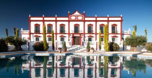 Country mansion near Seville Spain