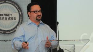 William Sipper on beverage marketing stratgies