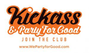We're Rewarding Rockstars in Life...Parties for Good