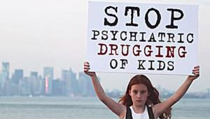 Over a million children under the age of six are currently on psychiatric drugs in America