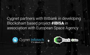 Cygnet collaborates with Bitbank