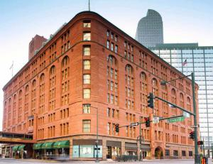 The Brown Palace is one of only a few Denver hotels to receive both the Forbes Four-Star and AAA Four-Diamond awards.