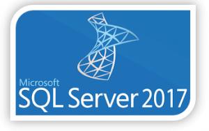 Sequel Server 2017 logo