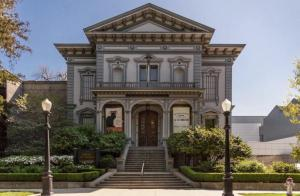 Crocker Art Museum, Historic building | via crockerart.org