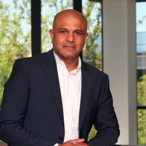 Picture of Riz Khaliq, CEO of Assima