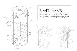 ReelTime VR Patent