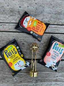GoGo Quinoa Organic Puffs