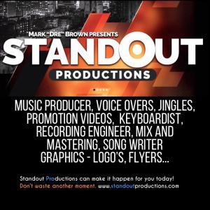 Standout Productions, Music, Graphic Design, Multi Media