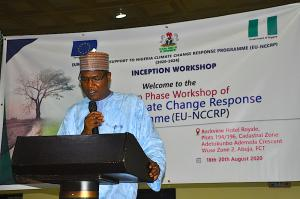 Nigeria Climate Change Response Programme Off To a Promising Start