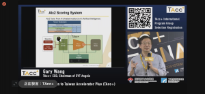 Gary Wang, the CEO of TAcc+