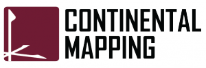 Continental Mapping Logo