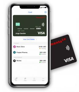 Payments2.0 Screen