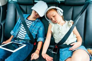 Children and Teens who need more quality sleep