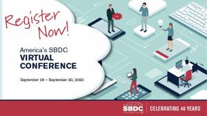 America's SBDC 40th Annual Virtual Conference