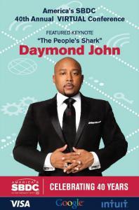 America's SBDC 40th Annual Virtual Conference - Daymond John Keynote