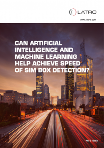 Download the latest whitepaper on Artificial Intelligence and Machine Learning in RAFM