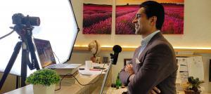 Virtual Keynote Speaker Simerjeet Singh to grace Kiran 2020