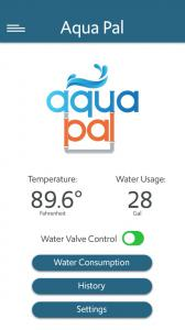 AquaPal app in detail