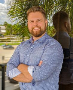 Artem Nashman, Midland's new Business Development Associate