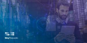 Sky Republic - Blockchain automation for tomorrow's digital supply chain