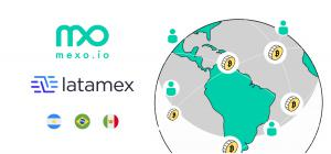 Mexo, the new crypto exchange platform which provides more than 30 cryptocurrencies for Latin American cryptocurrency traders, announced their partnership with Latamex, LATAM's fiat-to-crypto gateway that allows users to buy crypto with local fiat currenc
