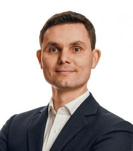 Iurii Glozhyk, Managing Director of Enavate Partner Services