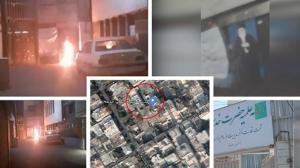 5-Mashhad – Targeting the center for spreading terrorism – September 2020