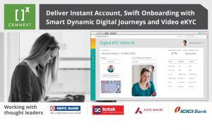 CRMNEXT Digital Journeys