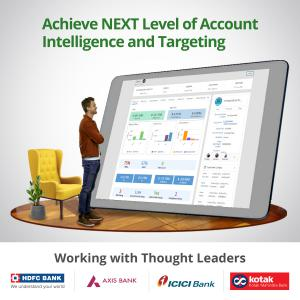 CRMNEXT Corporate Banking Account Intelligence and Targeting