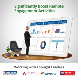 CRMNEXT Corporate Banking Remote Engagement