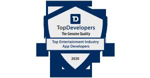 Top Entertainment Application Developers of September 2020