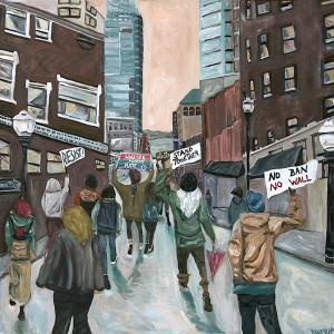 Resist by Deborah Eve Alastra