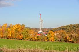 Chief Oil & Gas rig in Bradford County, PA