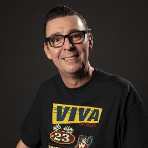 Tom Ingram Owner of Rockin 247 Radio and Viva Las Vegas