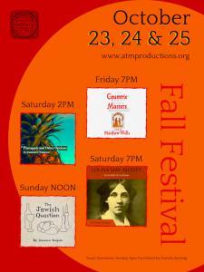 ATM Festival Poster