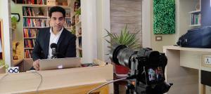 Motivational Speaker Simerjeet Singh launches his new podcast