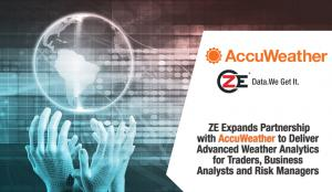 ZE and AccuWeather partnership