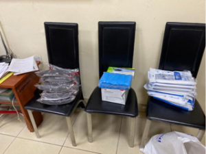 COVID preventive medical supplies