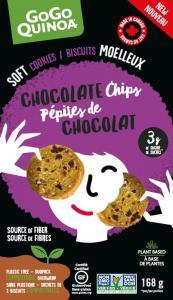 GoGo Quinoa's new soft cookie