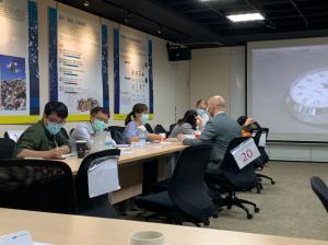 RAPID Health Fall 2020 program in Taiwan.