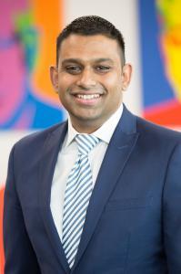 Kearney partner Prashaen Reddy